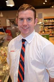 Harry Noonan - Fresh Food Manager - Barryroe Co-op Eurospar