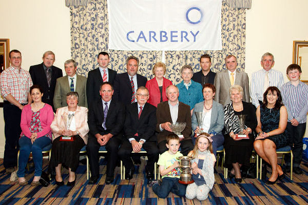 Carbery Milk Quality Awards 2011