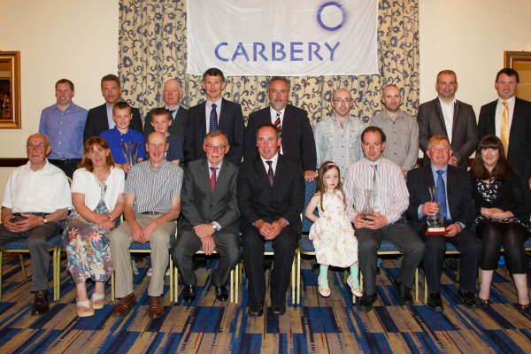 Carbery Milk Quality Awards 2012