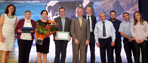 NDC Milk Quality Award Winners 2016