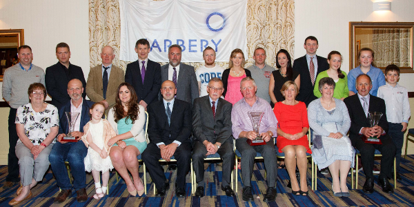 Carberry Milk Award Winners 2013